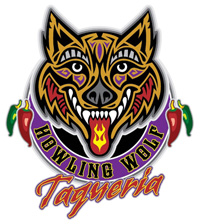 The best burritos. Our sponsor, The Howling Wolf Taqueria